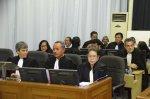 adwokaci na sali sądowej