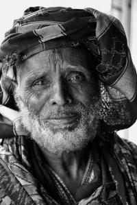 człowiek - starszy